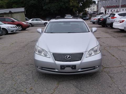 2007 Lexus ES 350 for sale in Worcester, MA