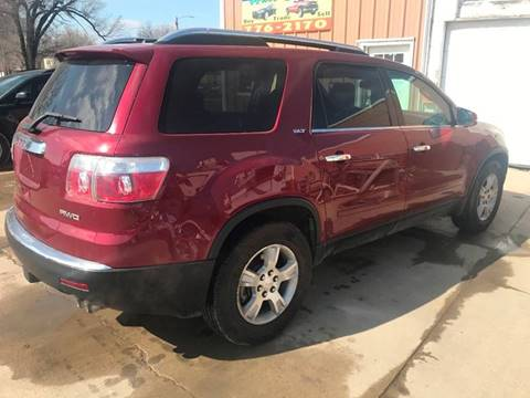 2009 GMC Acadia for sale in Manhattan, KS