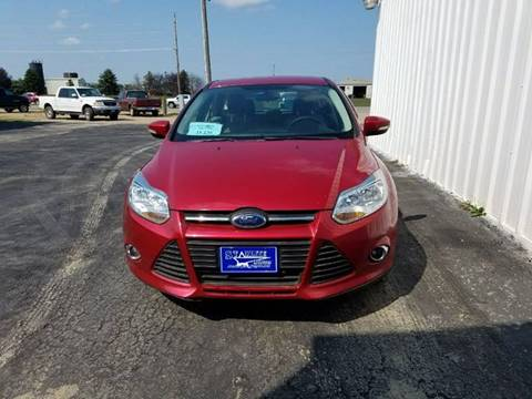 2012 Ford Focus for sale in Aberdeen, SD