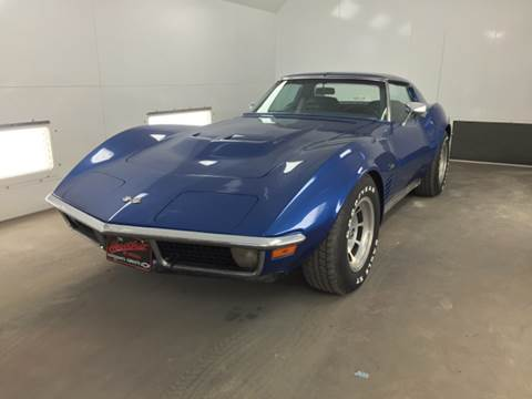 1971 Chevrolet Corvette for sale at Street Rods in Junction City KS