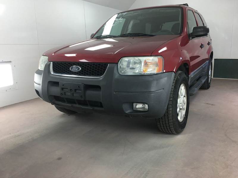 2004 Ford Escape for sale at Street Rods in Junction City KS