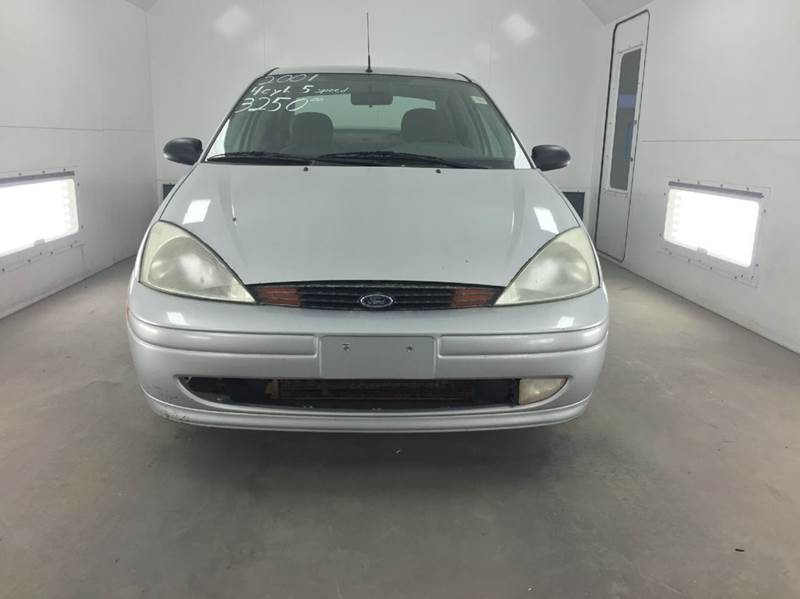 2001 Ford Focus for sale at Street Rods in Junction City KS