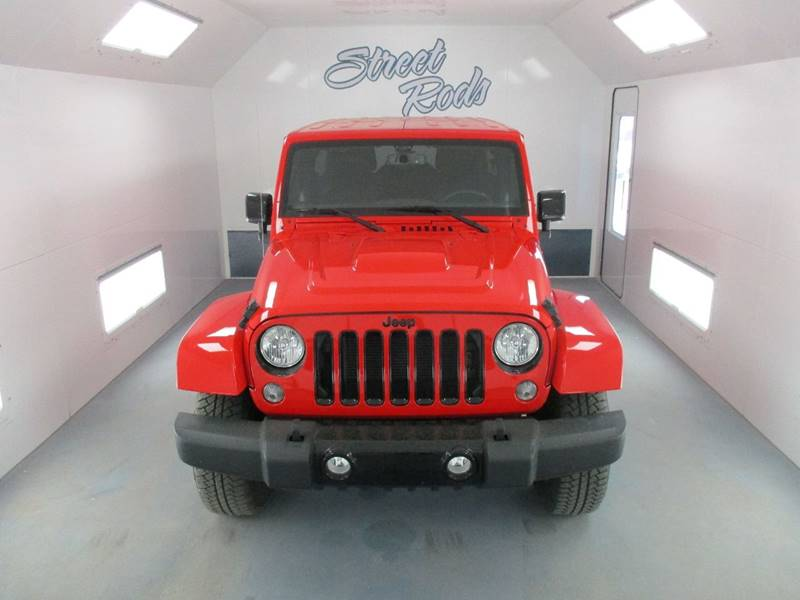 2015 Jeep Wrangler Unlimited for sale at Street Rods in Junction City KS