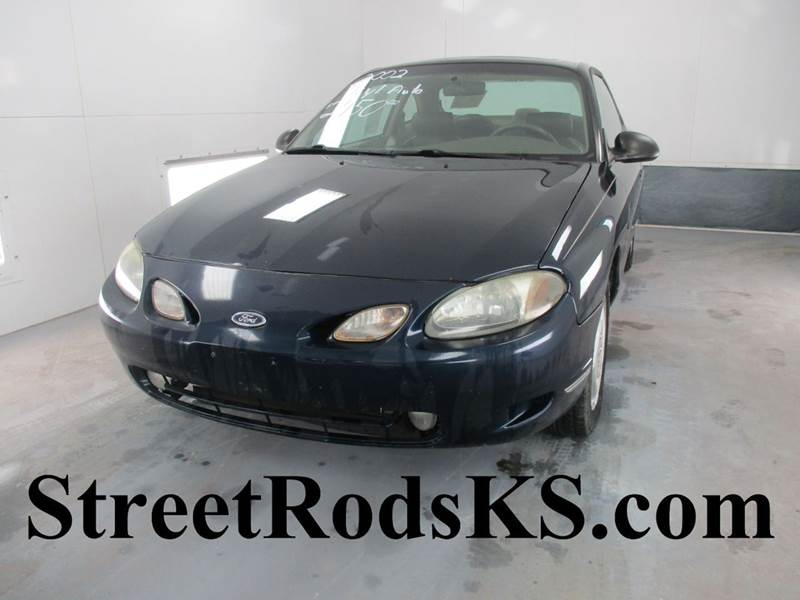 2002 Ford Escort for sale at Street Rods in Junction City KS