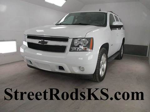2010 Chevrolet Tahoe for sale at Street Rods in Junction City KS