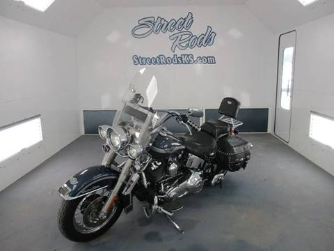 2003 Harley-Davidson Heritage Softail Classic for sale in Junction City, KS