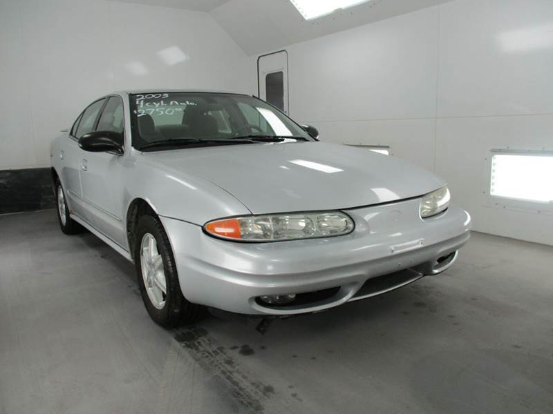 2003 Oldsmobile Alero for sale at Street Rods in Junction City KS