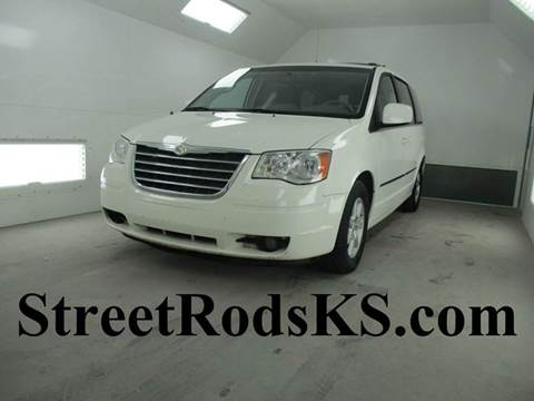 2010 Chrysler Town and Country for sale at Street Rods in Junction City KS