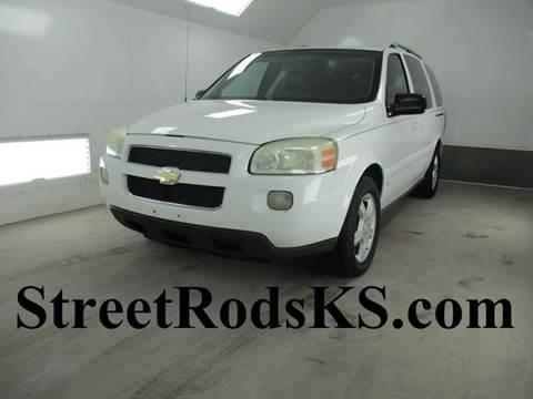 2006 Chevrolet Uplander for sale at Street Rods in Junction City KS