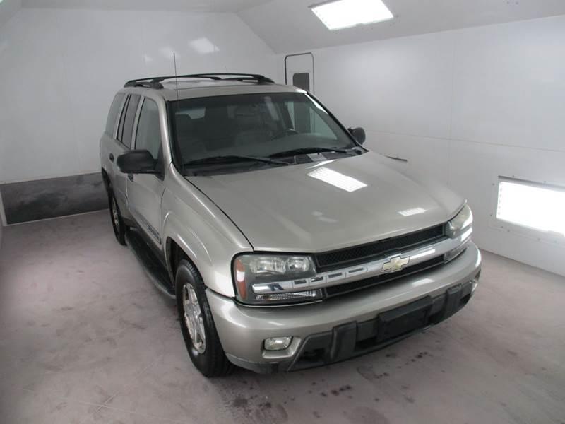 2002 Chevrolet TrailBlazer for sale at Street Rods in Junction City KS