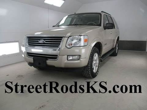 2007 Ford Explorer for sale at Street Rods in Junction City KS