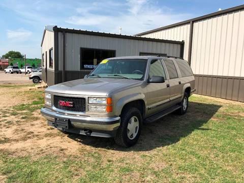 1999 GMC Suburban for sale in Junction City, KS