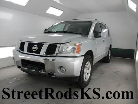 2004 Nissan Armada for sale at Street Rods in Junction City KS