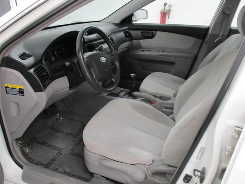 2007 Kia Optima for sale at Street Rods in Junction City KS
