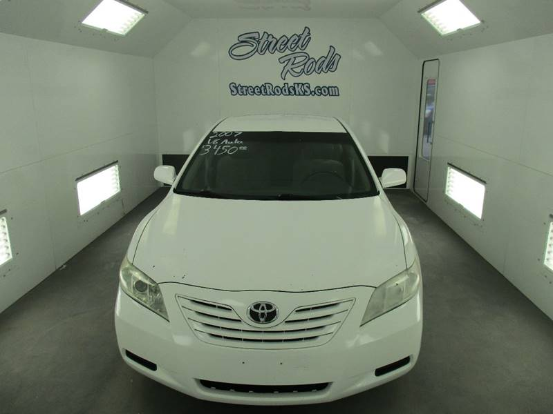 2007 Toyota Camry for sale at Street Rods in Junction City KS