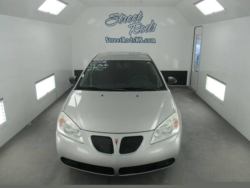 2006 Pontiac G6 for sale at Street Rods in Junction City KS