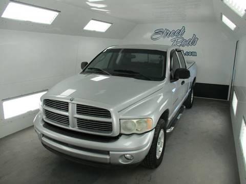 2002 Dodge Ram Pickup 1500 for sale at Street Rods in Junction City KS