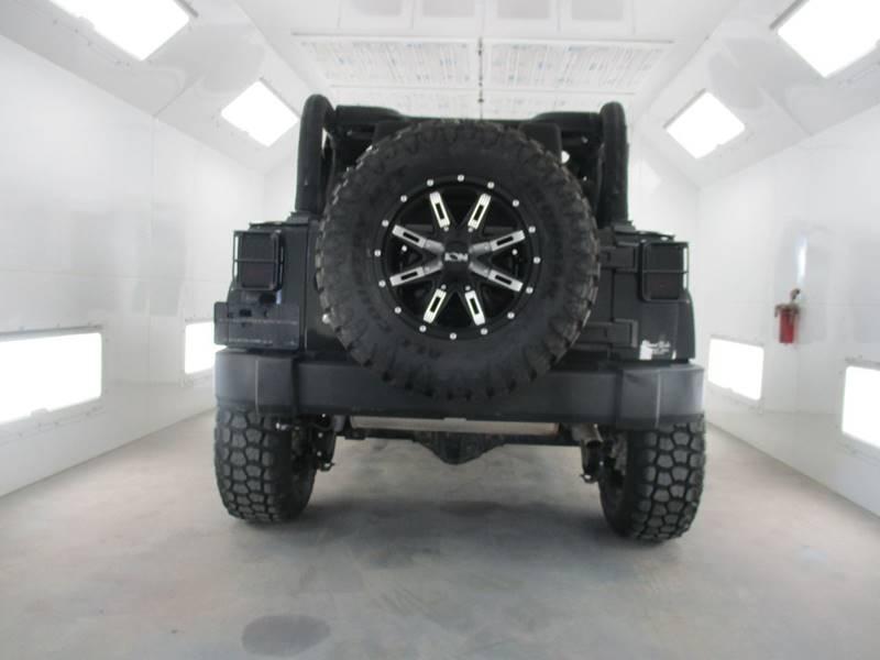2012 Jeep Wrangler for sale at Street Rods in Junction City KS