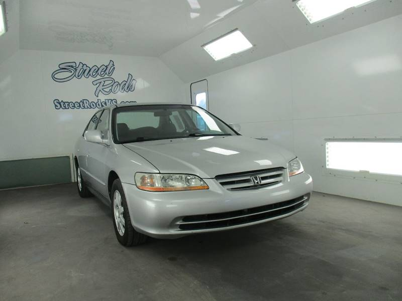 2002 Honda Accord for sale at Street Rods in Junction City KS
