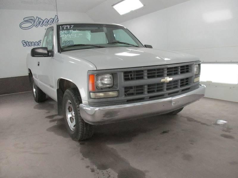 1997 Chevrolet C/K 1500 Series for sale at Street Rods in Junction City KS