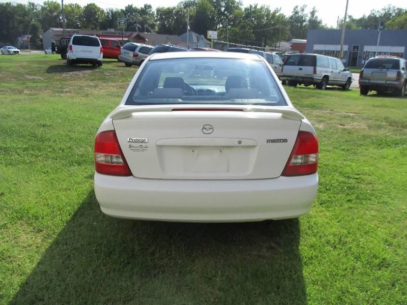2001 Mazda Protege for sale at Street Rods in Junction City KS