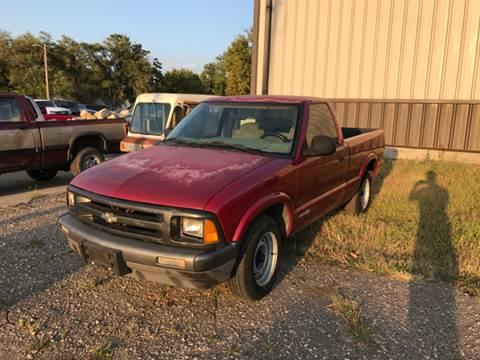 1995 Chevrolet S-10 for sale in Junction City, KS