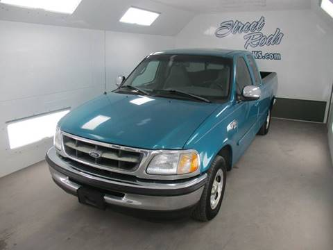 1998 Ford F-150 for sale at Street Rods in Junction City KS
