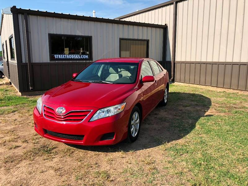 2011 Toyota Camry For Sale At Street Rods In Junction City KS