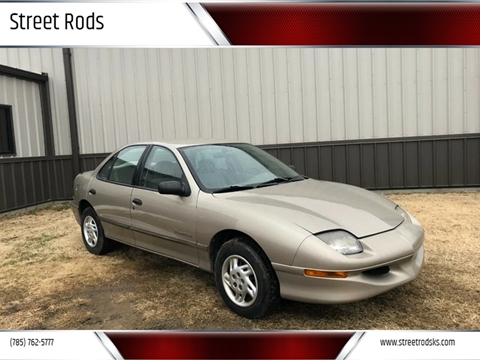 1997 Pontiac Sunfire for sale in Junction City, KS