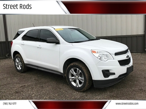 2014 Chevrolet Equinox LS for sale at Street Rods in Junction City KS