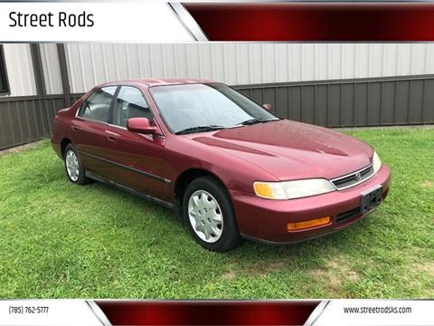 1997 Honda Accord for sale in Junction City, KS