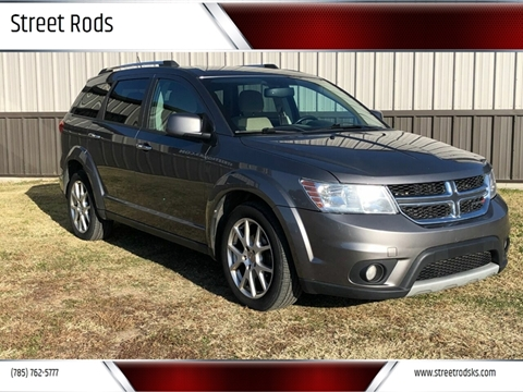 2012 Dodge Journey Crew for sale at Street Rods in Junction City KS