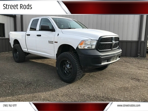 2014 RAM Ram Pickup 1500 Express for sale at Street Rods in Junction City KS