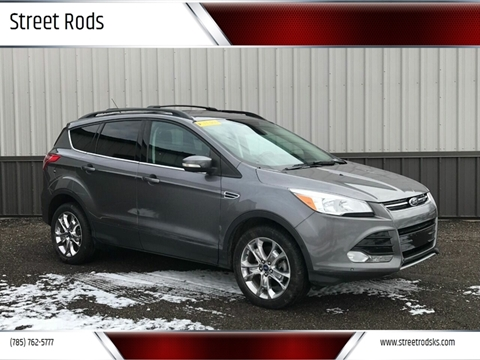 2013 Ford Escape SEL for sale at Street Rods in Junction City KS