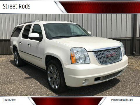 2011 GMC Yukon XL for sale at Street Rods in Junction City KS