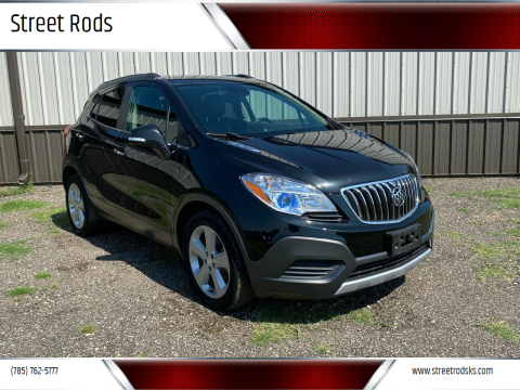 2015 Buick Encore for sale at Street Rods in Junction City KS