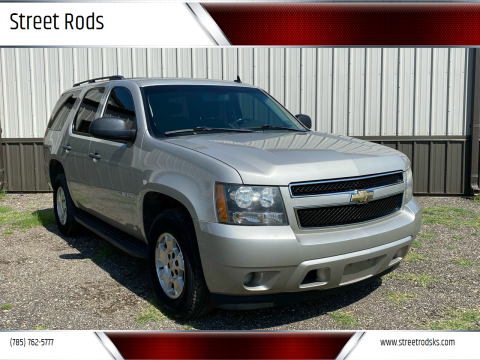 2009 Chevrolet Tahoe for sale at Street Rods in Junction City KS