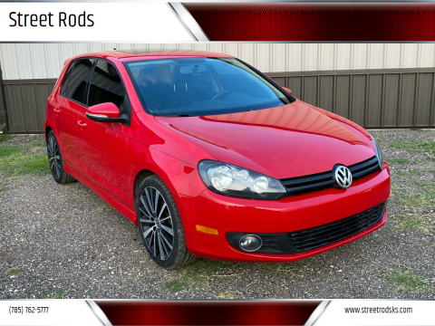 2014 Volkswagen Golf for sale at Street Rods in Junction City KS
