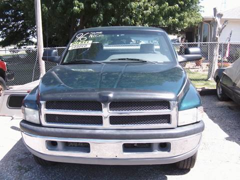 1996 Dodge Ram Pickup 2500 for sale in Valley Center, KS