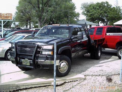 2007 Chevrolet Silverado 3500 Classic for sale at Sweets Motors in Valley Center KS