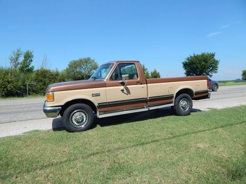 1989 Ford F-250 for sale at Sweets Motors in Valley Center KS