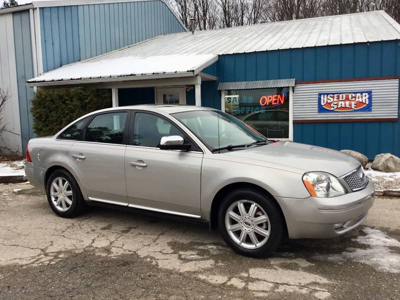 2006 ford five hundred awd reviews