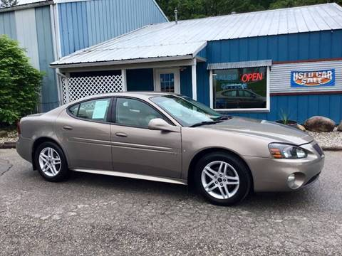 2006 Pontiac Grand Prix for sale in Traverse City, MI