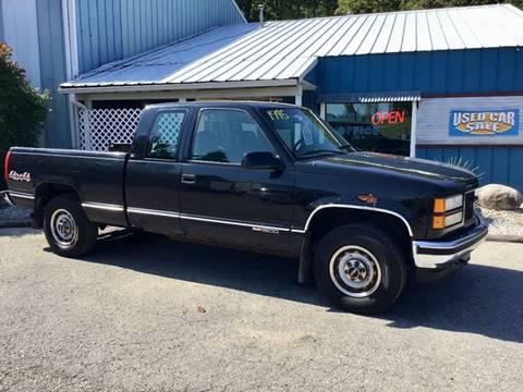 1995 GMC Sierra 1500 for sale in Traverse City, MI