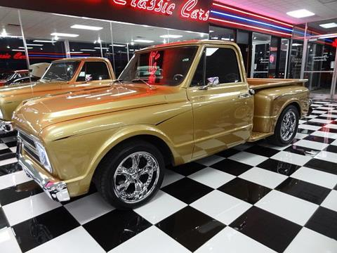 1967 Chevrolet C/K 20 Series for sale at Wagner's Classic Cars in Bonner Springs KS