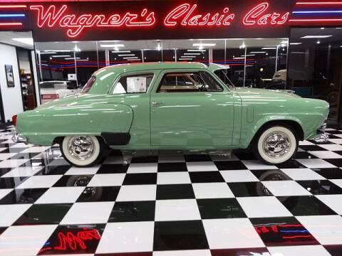 1951 Studebaker Champion for sale at Wagner's Classic Cars in Bonner Springs KS