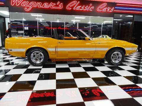 1969 Shelby GT500 for sale at Wagner's Classic Cars in Bonner Springs KS