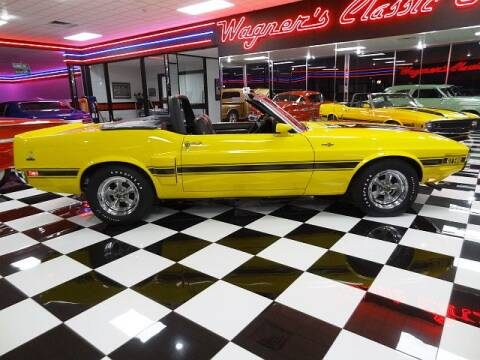 1970 Shelby GT500 for sale at Wagner's Classic Cars in Bonner Springs KS