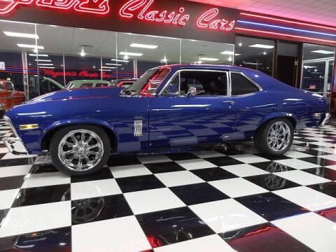 1970 Chevrolet Nova for sale at Wagner's Classic Cars in Bonner Springs KS
