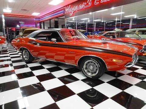 1971 Dodge Challenger for sale at Wagner's Classic Cars in Bonner Springs KS